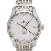 Omega De Ville Co-Axial Chronometer Automatic Watch 431.10.41....