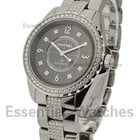 Chanel J12 Chromatic 38mm Titanium Ceramic with Diamonds