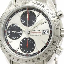 Omega Speedmaster Date Steel Automatic Mens Watch 3211.31...