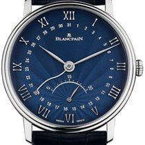 Blancpain Villeret Ultra Slim Date 30 Seconds Retrograde...