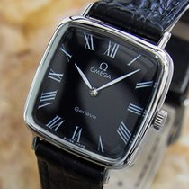 Omega Deville Swiss Made Ladies Mid Size 1970s Manual Dress...
