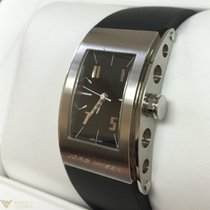 Jorg Hysek Stainless Steel Quartz Watch