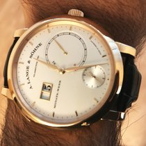 A. Lange & Söhne Lange 31 Days Power Reserve Pink Gold -...