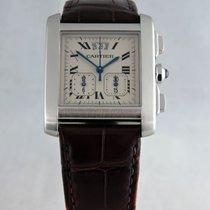 Cartier Tank Francaise Yearling Chronograph XXL - Cartier Service