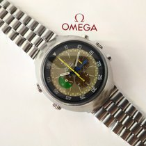 Omega Flightmaster mark2 Tropical brown Dial vintage Cal.910