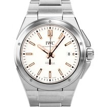 IWC Schaffhausen IW323906 Ingenieur Automatic Silver Plated...