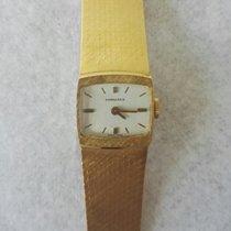 Longines 18K Gold Lady's Watch Vintage Rare