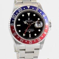 Rolex GMT Master II- serie M - 16710  Full Set  Mvt 3186