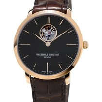 Frederique Constant Men's FC-312G4S4 Heart Beat Watch