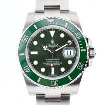 Rolex Submariner Automatic Date Mens watch 116610LV