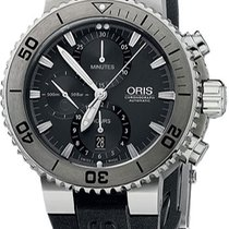 Oris Aquis Titan Chronograph 67476557253RS