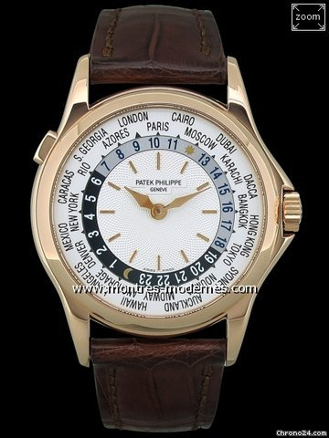 Patek Philippe World Time réf.5110R