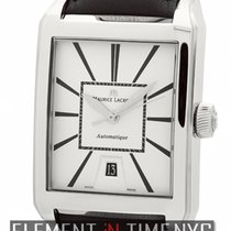 Maurice Lacroix Pontos Rectangulaire Automatic 32mm Silver Dial