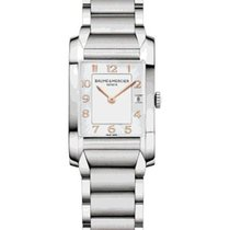 Baume & Mercier Hampton Classic Steel on Bracelet Quartz