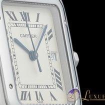 Cartier Panthere Quartz Edelstahl mit Datum 29mm