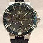 Oris Aquis Small Second Date 3 Years Warranty
