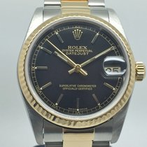 Rolex Datejust Steel & Gold  Midsize