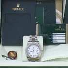 Rolex President Day Date II 218239 In 18K White Gold Box &...