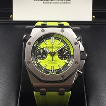 Audemars Piguet Royal Oak Offshore Diver Chronograph Geneva...