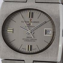 Ulysse Nardin 36000 Automatic Chronometer Ref. A. 7650 Design...