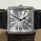 Franck Muller Master Square 750 whitegold   Special price