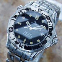Omega Seamaster James Bond Diver Stainless Steel Men's...