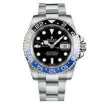 Rolex GMT Master II 116170BLNR
