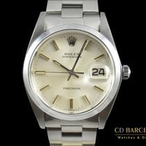 Rolex Oyster Date Precision Vintage Top Condition  6694