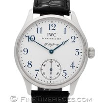 IWC Portugieser F.A. Jones Handaufzug IW5442-03