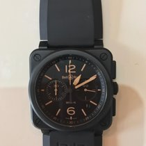 Bell & Ross BR03-94 Chronograph Heritage