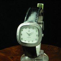 Ebel Brasilia 18kt 750 Weißgold Handaufzug Damenuhr Mit...