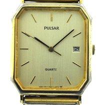 Pulsar Pre-owned Pulsar Vintage Men's Watch