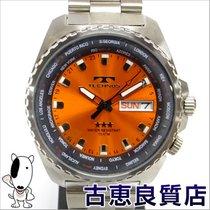 Technos 【新品・未使用品】【買取品】TECHNOS テクノス  メンズウォッチ ワールドタイム 腕時計...