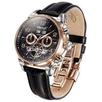 Ingersoll IN4514RBK Men's watch San Bernadino