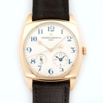 Vacheron Constantin Rose Gold Harmony Dual Time 260th Annivers...