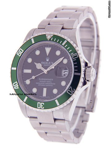 Rolex Submariner Anniversary