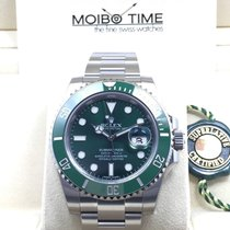 勞力士 (Rolex) 116610LV Submariner Date Ceramic Bezel [NEW]