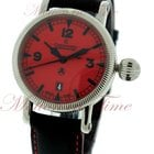 Chronoswiss Timemaster Automatic, Red Dial - Stainless Steel...