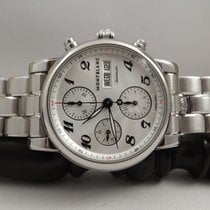 Montblanc 7201 ref. 106468 Meisterstuck Chrono automatic