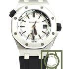 Audemars Piguet Royal Oak Offshore Diver white dial 15710STOOA...