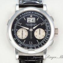 A. Lange & Söhne Datograph Fly Back 403.035 Platin 950...