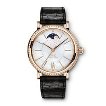 IWC Ladies IW459002 Portofino Mother Of Pearl Watch