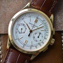 Patek Philippe Chronograph Ref. 5170J in Gelbgold mit Box und...