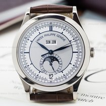 Patek Philippe 5396G-001 Annual Calendar Sector Dial 18K White...