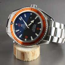 Omega Seamaster Planet Ocean Big Size 45,5 mm B&P