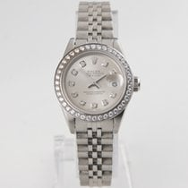 Rolex oyster perpetual datejust Diamond Bezel & Dial