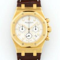 Audemars Piguet Yellow Gold Royal Oak Chronograph Ref. 26022BA