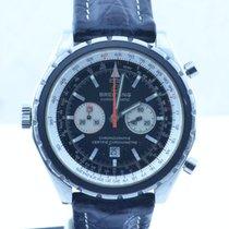 Breitling Navitimer Herren Uhr A41360 Chrono-matic Left Crown...