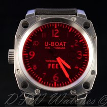 U-Boat Thousands of Feet Red