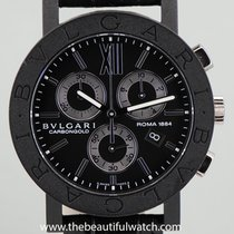 Bulgari Carbon Gold Chrono